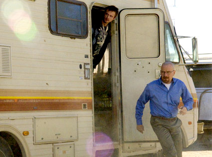 Breaking Bad, Aaron Paul, Bryan Cranston