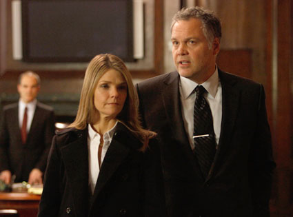 LAW and ORDER: CRIMINAL INTENT, Kathryn Erbe, Vincent D Onofrio