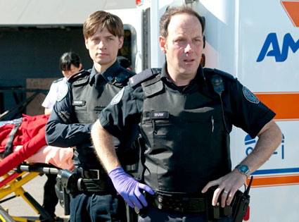 Rookie Blue, Gregory Smith, Matt Gordon