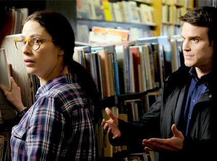 Warehouse 13, Joanne Kelly, Eddie McClintock