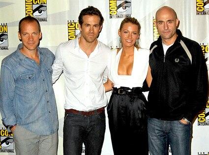 Peter Sarsgaard, Ryan Reynolds, Blake Lively, Mark Strong
