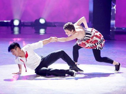 SYTYCD, So You Think You Can Dance, Marko Germar, Melanie Moore