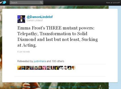 Damon Lindelof Twitter