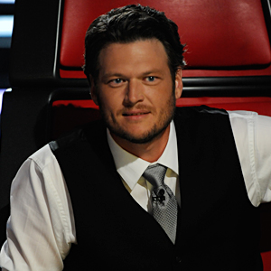 The Voice, Blake Shelton