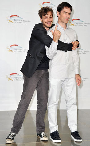 Matthew Gray Gubler, Thomas Gibson