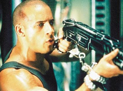 Vin Diesel, Pitch Black