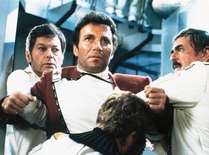 William Shatner, Star Trek II