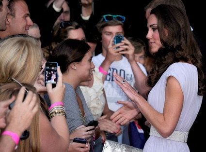 Catherine, Duchess of Cambridge, Kate Middleton, Fans