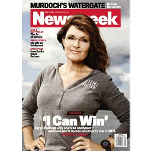 Sarah Palin, Newsweek