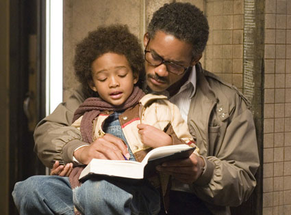 Jaden Smith, Will Smith, Pursuit of Happiness