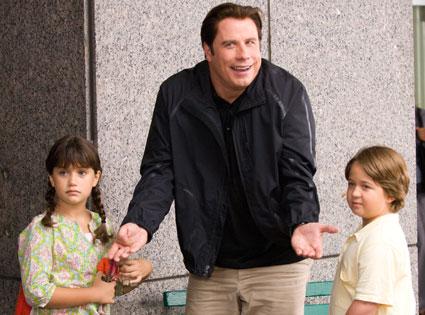 John Travolta, Ella Bleu Travolta, Old Dogs