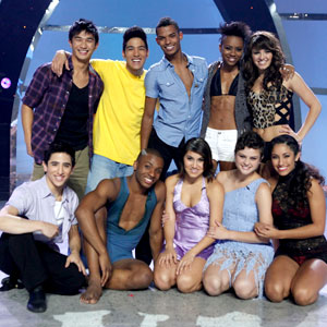 So You Think You Can Dance, SYTYCD Top 10