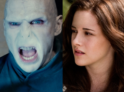 Harry Potter, Kristen Stewart