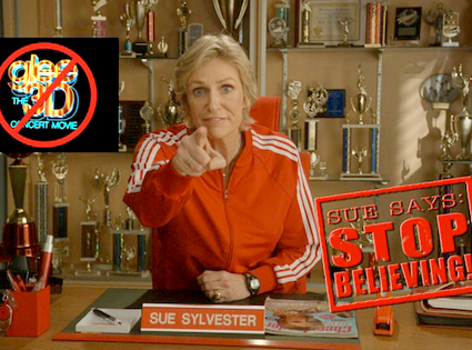 Sue Sylvester, Jane Lynch