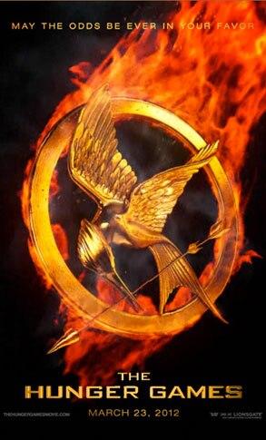 Hunger Games, Poster