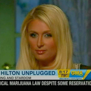 Paris Hilton, The Soup