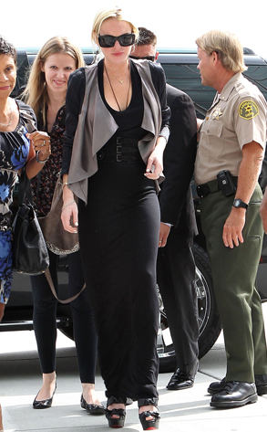 Lindsay Lohan, Shawn Holley