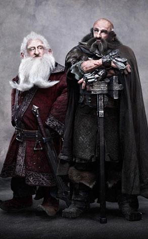 Ken Stott, Graham McTavish, The Hobbit an Unexpected Journey