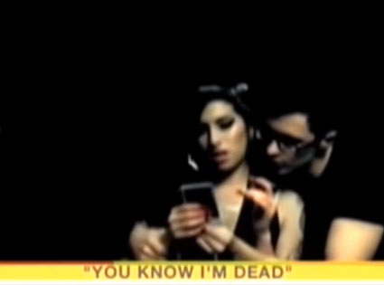 Amy Winehouse Video