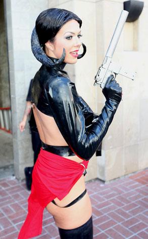 Adrianne Curry, Comic Con