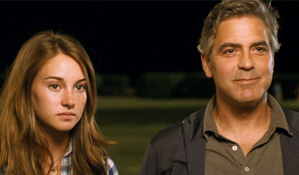 The Descendants, George Clooney, Shailene Woodley, Toronto Film Festival