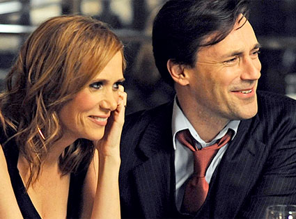 Friends With kids, Jon Hamm, Kristen Wiig, Toronto Film Festival