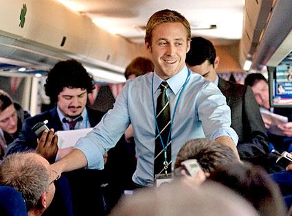 Ides of March, Ryan Gosling, Toronto Film Festival