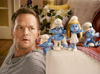 Neil Patirck Harris, The Smurfs