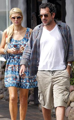 Paris Hilton, Todd Phillips
