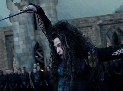 Harry Potter and the Deathly Hallows Part 2, Helena Bonham Carter