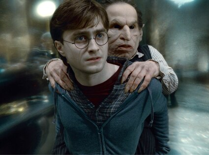 Harry Potter and the Deathly Hallows Part 2, Daniel Radcliffe, Warwick Davis