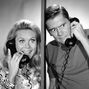 Bewitched, Elizabeth Montgomery, Dick York