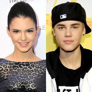 Kendall Jenner, Justin Bieber