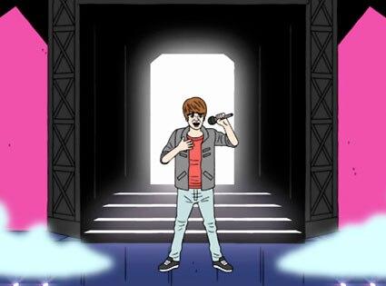 Justin Bieber, Ugly Americans