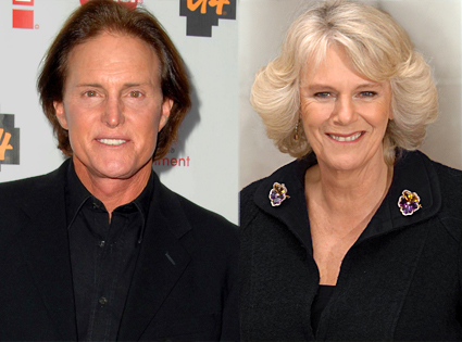 Bruce Jenner, Camilla Parker Bowles
