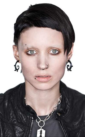 The Girl with the Dragon Tattoo Character Photos, Rooney Mara