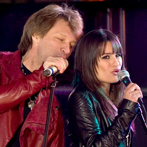 New Years Eve, JON BON JOVI, LEA MICHELE