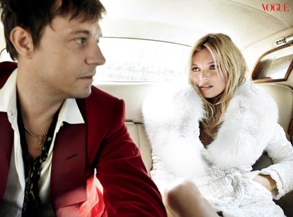 Vogue, Kate Moss