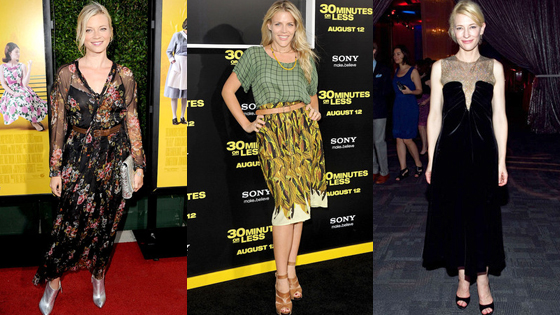 Amy Smart, Busy Philipps, Cate Blanchett