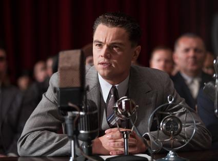 Leonardo DiCaprio, J. Edgar