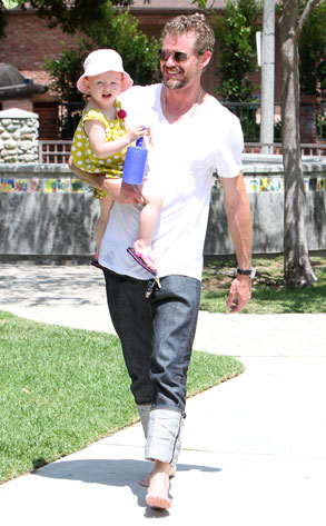 Eric Dane, Billie Beatrice