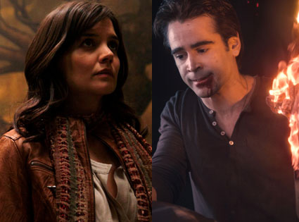 Colin Farrell, FRIGHT NIGHT, Katie Holmes, DON'T BE AFRAID OF THE DARK
