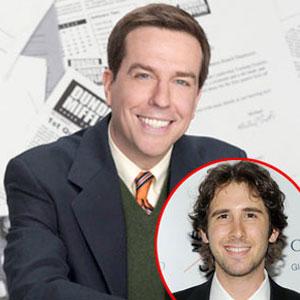 Ed Helms, The Office, Josh Groban