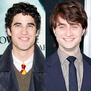 Darren Criss, Daniel Radcliffe