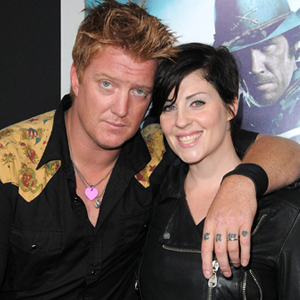 Josh Homme, Brody Dalle