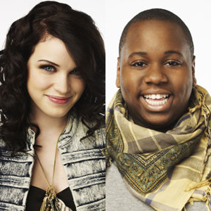 The Glee Project, Alex, Lindsay