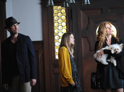 AMERICAN HORROR STORY, Dylan McDermott, Taissa Farmiga, Connie Britton