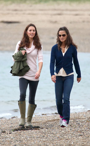 Duchess Catherine, Kate Middleton, Pippa Middleton