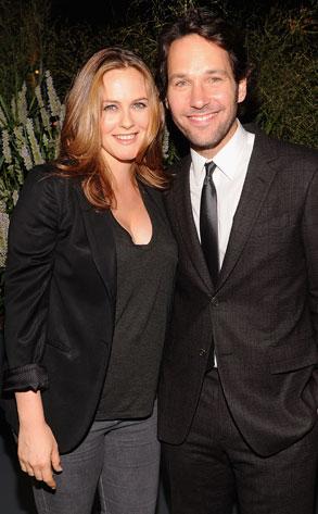 Alicia Silverstone dating Paul Rudd