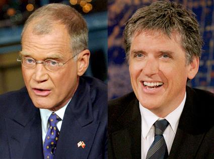Craig Ferguson, David Letterman